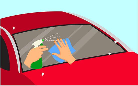 Como limpiar los vidrios con polarizado de autos polarizados - Como limpiar los vidrios ...